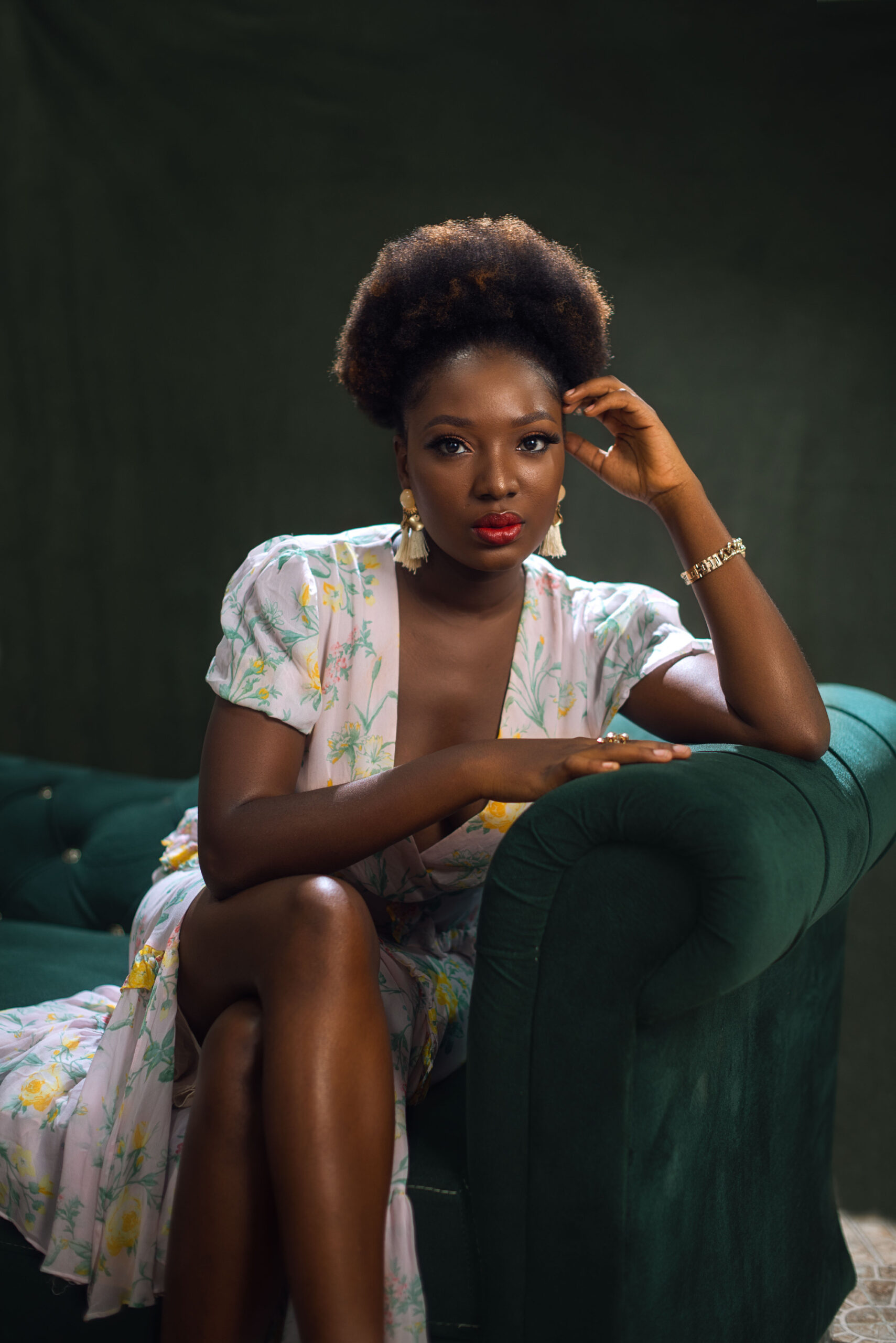 Lifestyle blogger Wumi Tuase 2021 plans new year goals