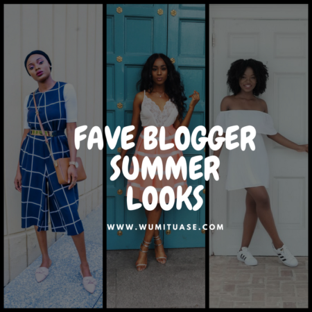 wumi tuase blog five summer llooks