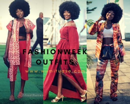 Nigerian Style Blogger Wumi Tuase Street Style For LFDW 2017