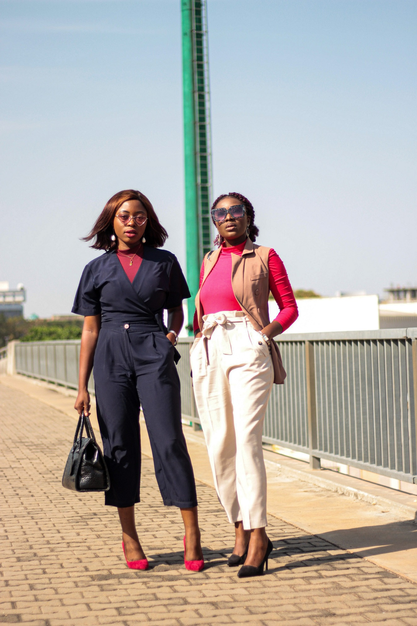 How to style turtle necks for work casual style blogger style street style